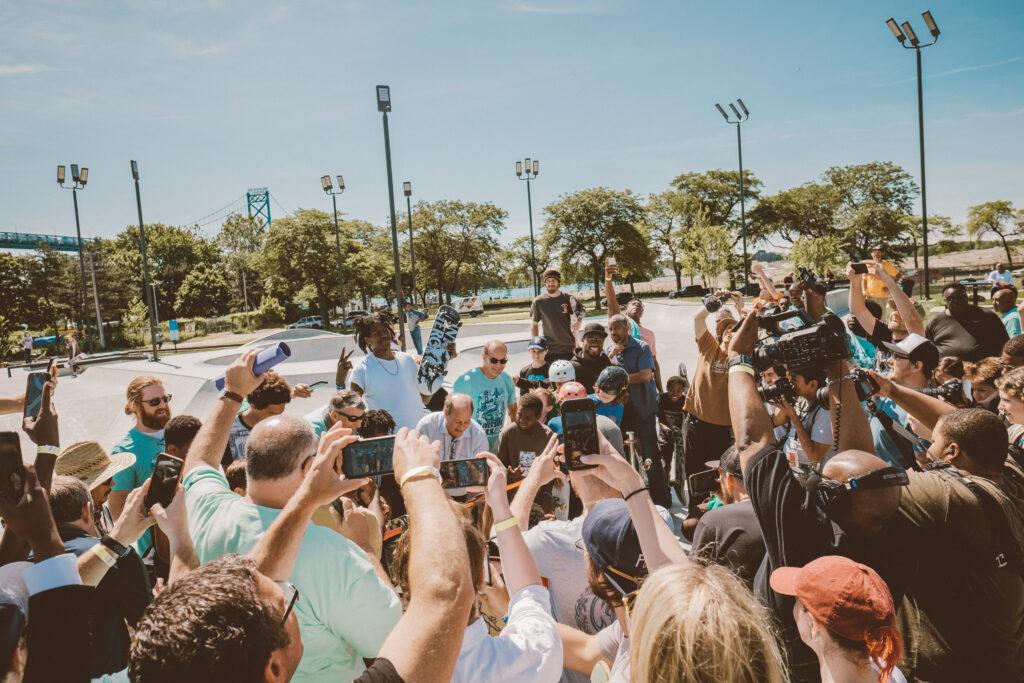 summer olympics skateboarding